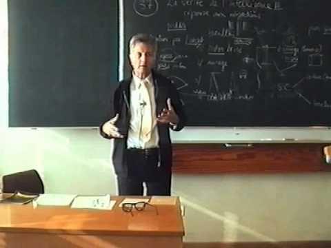 37 Philosophie - l' intelligence - L'erreur de Descartes - LUC F DUMAS