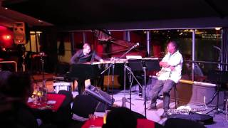 Duo Ras Dashen, Abate Berihun & Yitzhak Yedid (#4) @ the Brisbane International Jazz Festival