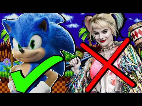 How the Sonic Movie Defied Critics and Destroyed Harley Quinn