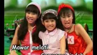 Lagu anak Indonesia Lidya Lau, Nadia Raissa dan Febby Lihat Kebunku.mp4