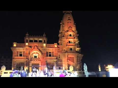 Jan & Rahem - Wedding - Baron Empain Palace - Cairo Egypt