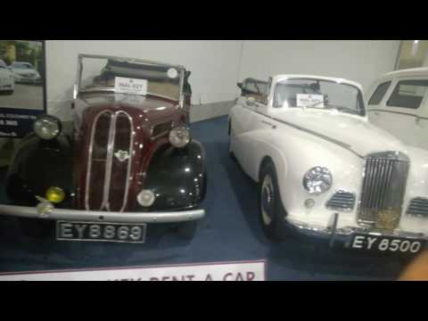 Colombo motor show 2016 - classic cars