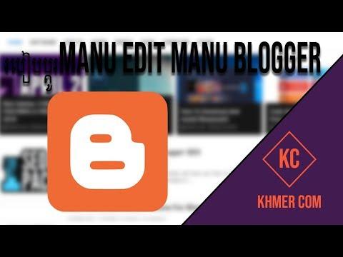 How to start a blog for Apply Adsense khmer Part3 - How to make money on blogger khmer