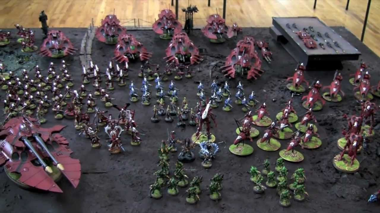 Massive eldar army for sale youtube publicscrutiny Image collections