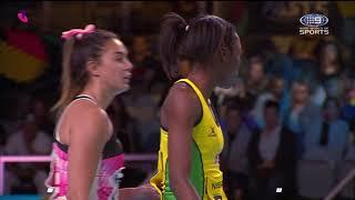 New Zealand v Jamaica | Fast5 Netball World Series 2018