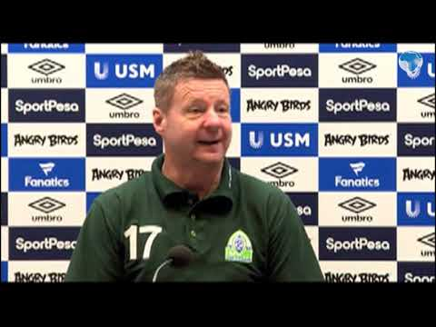 Coach Dylan Kerr gives reasons why Gor Mahia can win debut against Everton