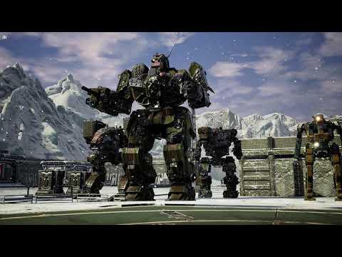 MechWarrior5 Mercenaries : Defense Contract  