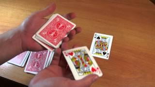Бесплатное обучение фокусам #18: Карточные фокусы для начинающих! Лучшие карточные фокусы!(Подписаться на канал - http://www.youtube.com/user/MrGalaxyMagic?sub_confirmation=1 Купить карты Bicycle Standard (Как в видео) ..., 2015-06-28T06:00:01.000Z)