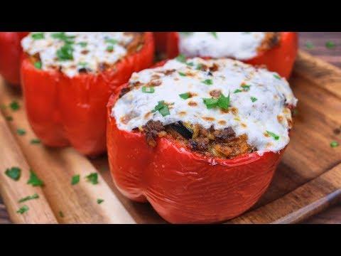 Best Stuffed Peppers Recipe | Episode 128