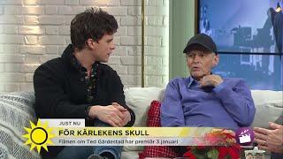"""Kenneth Gärdestad: """"Det här är en sån önskedröm man har"""" - Nyhetsmorgon (TV4)"""