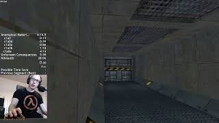 Half-Life Speedrun Sub 28 WR Attempts