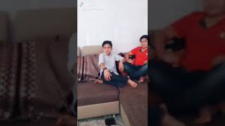 BEST FUNNY VIDEO #RJ RAYKA'S VLOGS # GUJRATI CHILDREN FUNNY MOMENTS
