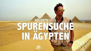 SPURENSUCHE IN ÄGYPTEN / Kollektiv-Kompakt