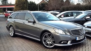 mercedes benz e class 3 0 e350 cdi for sale at cmc cars near brighton sussex