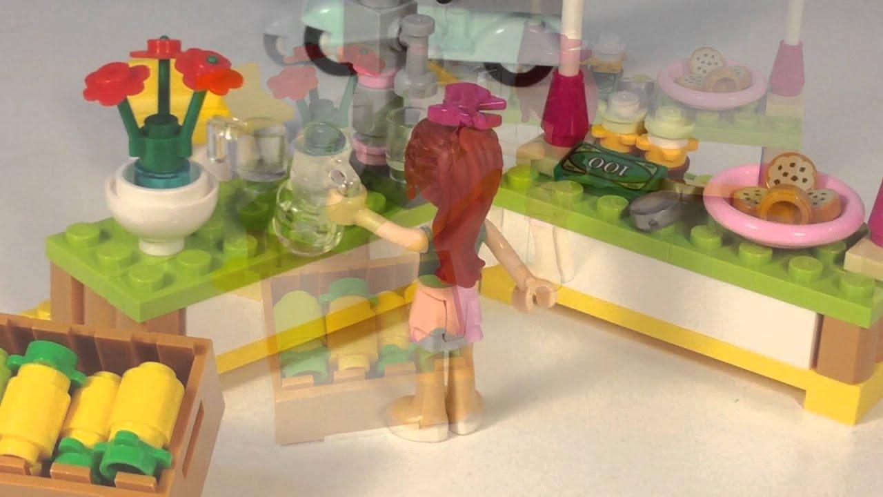 Toys R Us Lemonade Stand : Pics for gt lego friends mias lemonade stand