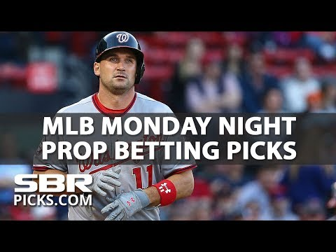 Monday MLB Player Props | MLB Picks | With Jordan Sharp