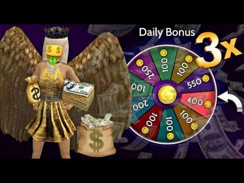 Avakin Life | GETTING 3 SPINS ON THE SPIN WHEEL???????????? (FEEL SO RICH/GOT LUCKY)