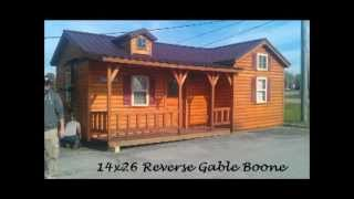 Amish Made Cabins- Cabin Delivery.mp4