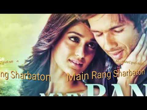 main-rang-sharbaton-ka-cover-music