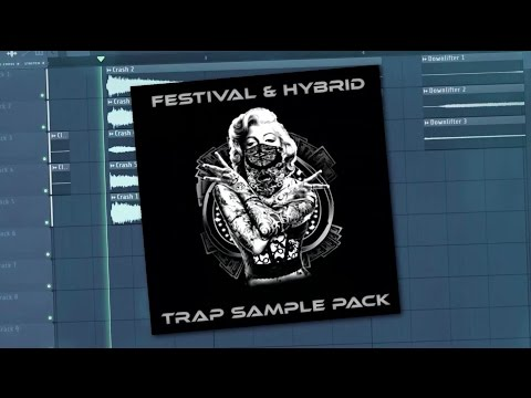 Festival & Hybrid Trap SAMPLE PACK