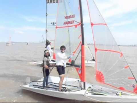 F18 sailing Clinic Argentina 2010.wmv
