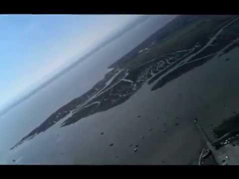 Two tree Island flight.