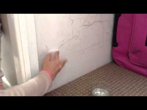 scuff mark magic remover youtube. Black Bedroom Furniture Sets. Home Design Ideas