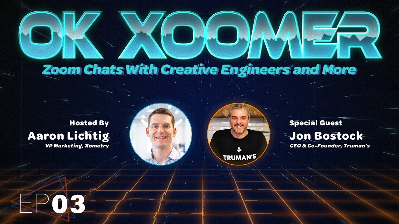 Ok Xoomer EP03 | Jon Bostock | Your Supply Chain Needs a Good Cleaning