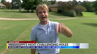 Mississippi's Most Challenging Holes: Whisper Lake