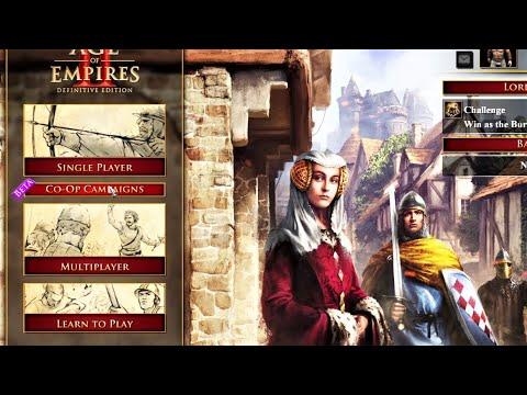 Age of Empires II: Definitive Edition - Dawn of the Dukes Pre Open Beta |