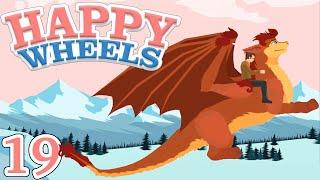 Happy Wheels - DRAGON FLIGHT SCHOOL - Part 19