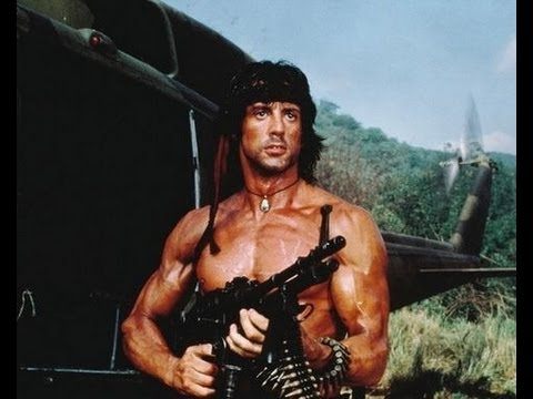 Sylvester Stallone wants Rambo to be turned into a TV Series.  Report.
