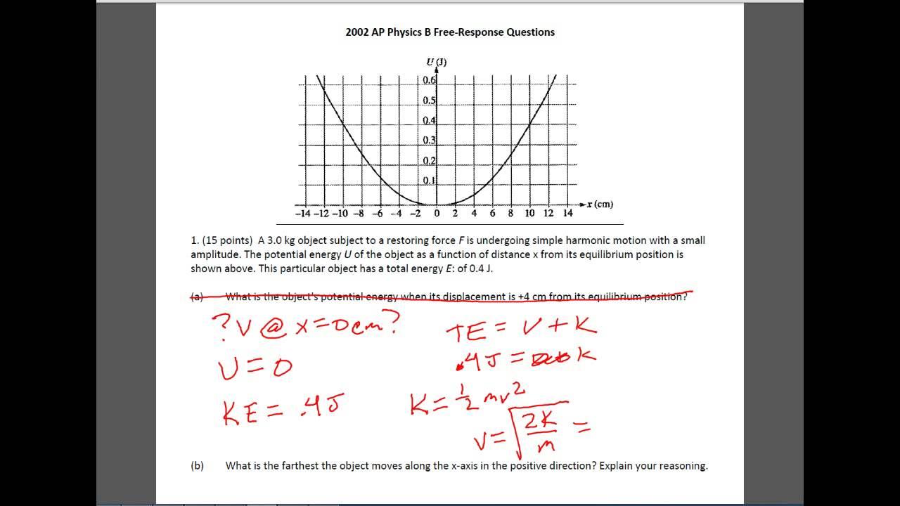 Ap Physics Electricity Problem 2