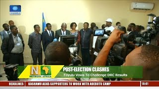 Fayulu Vows To Challenge DRC Election Results |Network Africa|