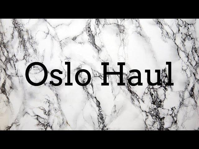 Oslo Haul