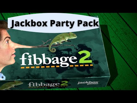 What dropped on a teacher's head?!? Fibbage 2! Jackbox Party Pack 2. |