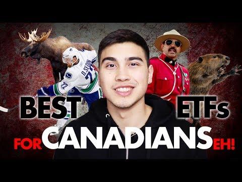 BEST ETFs FOR CANADIANS... Eh? 🇨🇦