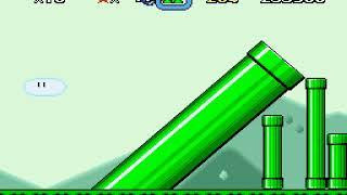 "[HD] TAS: SNES Super Mario World (USA) ""96-exit"" in 1:23:38.37 by VIPer7"