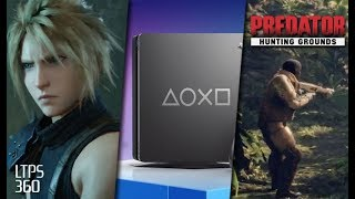 NEW PS4 Exclusive & PS4 Slim Console. FFVII Remake is ALIVE! New Gameplay. - [LTPS #360]