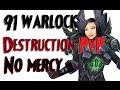 Dommedag - Level 91 Destruction Warlock Twink Pvp - Wod Patch 6.0.3 video
