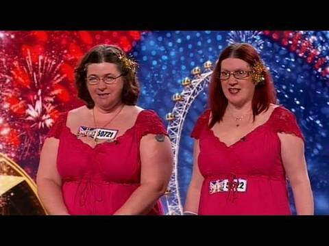 Double Take - Britain's Got Talent 2010 - Auditions Week 1