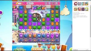 candy crush saga level 1409 no booster 3 stars 116 k pts