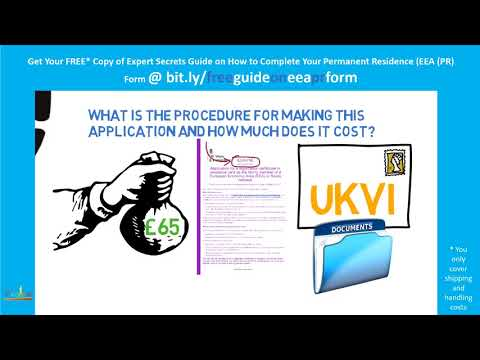 EU Law, Application Forms: Registration Certificate or Residence Card as a Direct Family Member