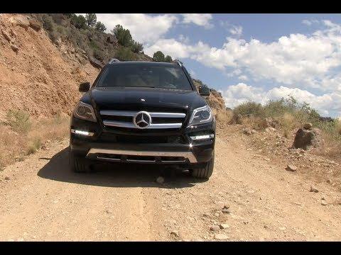 2013 Mercedes-Benz GL First Drive & Review