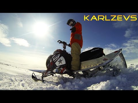 Sled Edit - Polaris IQ RR Sweden 2013 HD