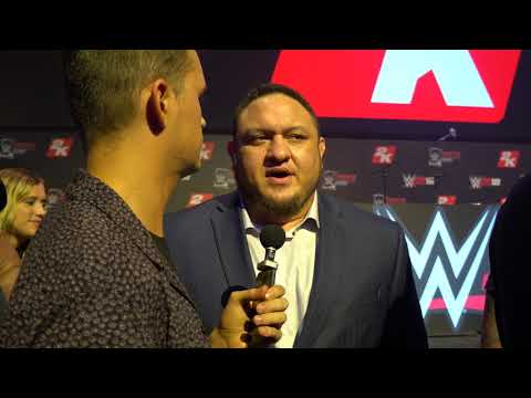 Would Samoa Joe Ever Follow Brock Lesnar to UFC?