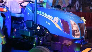 New Tractor Launch | new holland 4710 excel 2018 Model - Tractor farmer's feedback - Come to Village