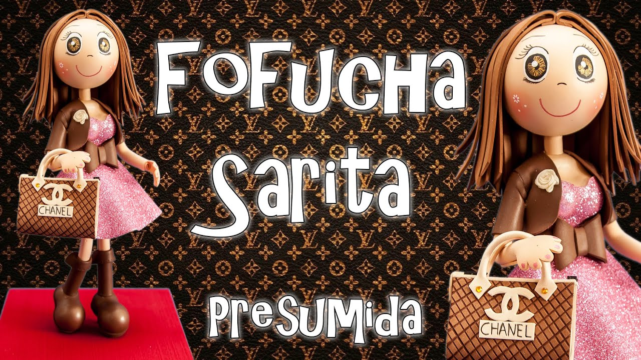 Fofucha Goma Sarita Eva Presumida Youtube Foamy rqRPWArpFw