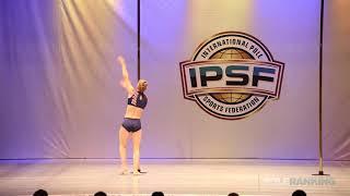 Irina Makushina - IPSF World Pole Championships 2018