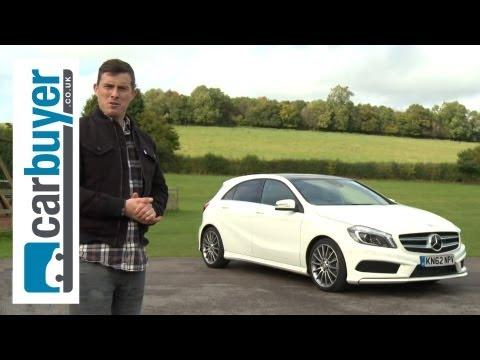 Mercedes A-Class hatchback 2013 review - Carbuyer